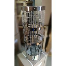 """Электрическая печь (электрокаменка)  для сауны и бани, 7,5 кВт """"сфера - сетка"""""""
