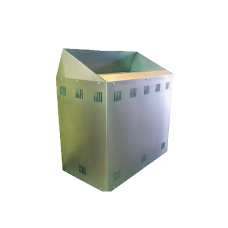 Электрическая печь (электрокаменка) для сауны и бани, 9 кВт (Н)