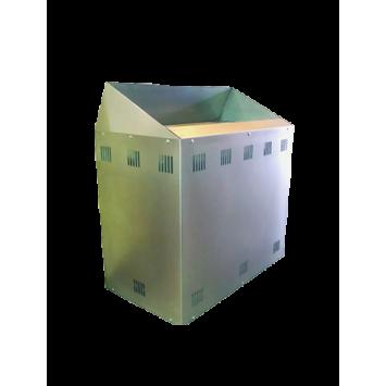 Электрокаменка (нерж) 9 кВт