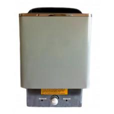 Электрокаменка ЭКМ 3 кВт со встроенным пультом управления (настенная)