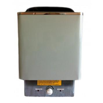 Электрокаменка ЭКМ 1-3 кВт со встроенным пультом управления