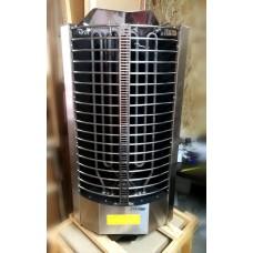 Электрокаменка ЭКМ 9 кВт «Компакт» угловая