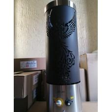 Электрокаменка ЭКМ 6 кВт  «Жар-птица Плюс» со встроенным терморегулятором и таймером