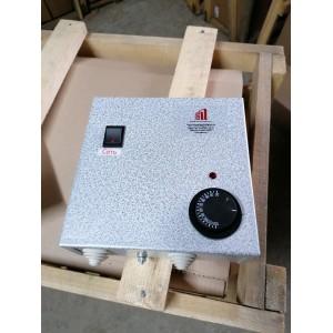 Пульт управления электрокаменкой 3/6 кВт